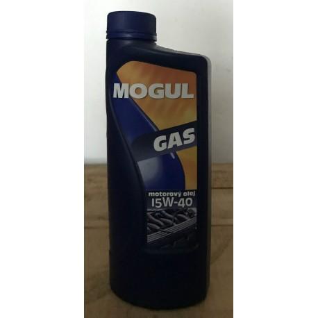 Mogul GAS 15W-40 1l