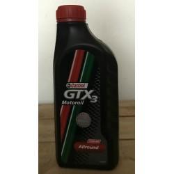 Castrol GTX3 15W-40 1l