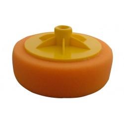 Leštiaci kotúč so závitom M14 oranžový