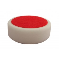 Polishing disc with velcro, white