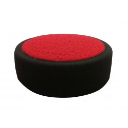 Polishing disc with velcro, black