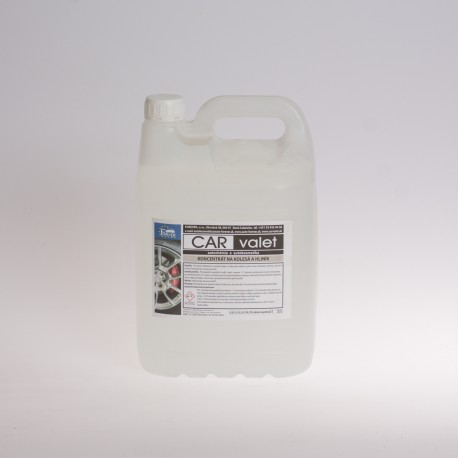 Concentrate for wheels and aluminum 5 l