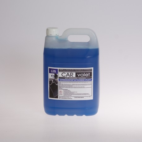 Super concentrate for the upholstery and plastic - dark blue 5 l