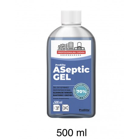 ASeptic gél - antibakteriálny gél