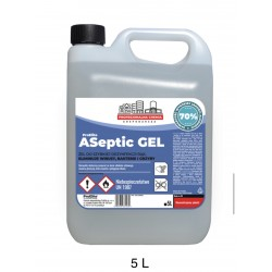 ASeptic gél - antibakteriálny gél 5000ml
