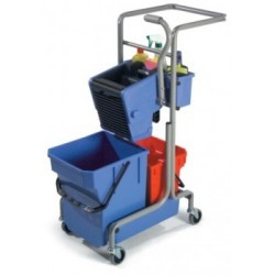 The cleaning cart Numatic TM 2815