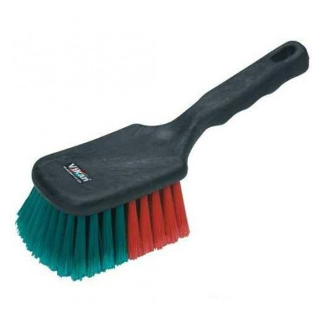Brush with short handle