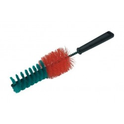 Brush for rims spiral