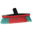 Brushes for cleaning trucks