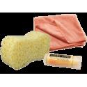 Microfibers, sponges